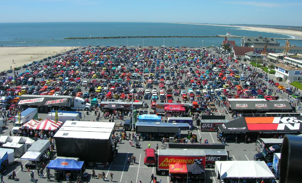 Endless Summer Cruisin Sponsors Ocean City Maryland Beachside Inlet